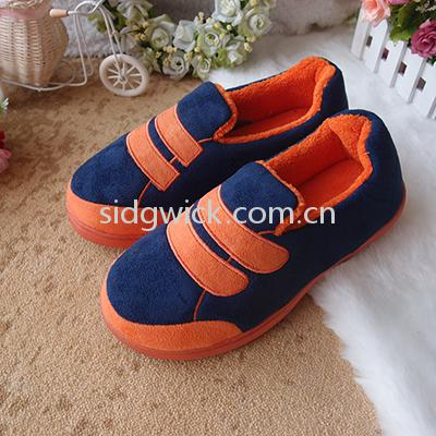 Comfortable strip designed shoes for men